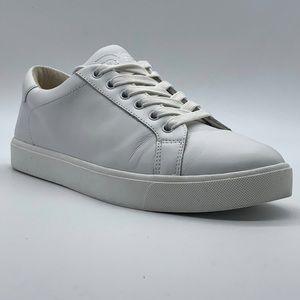 SAM EDELMAN Ethyl Low Top Leather Sneaker